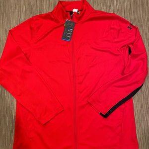 Men's Under Armour Cold Gear Training Jacket Xl